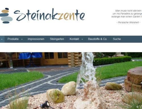Steinakzente.de – Vertriebsplattform Natursteinhandel