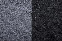 Basaltsplitt in der Körnung 1-3