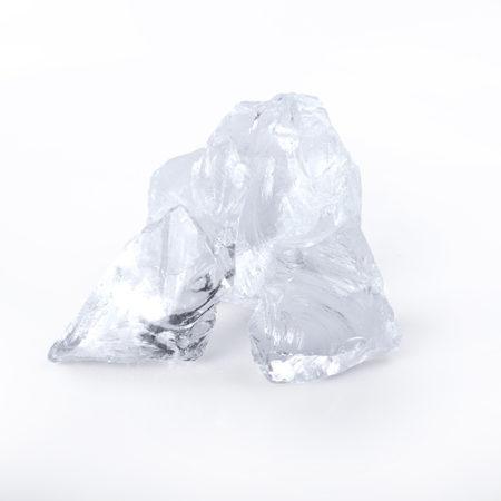 Glas Clear Gabionenfüllung Gabionensteine