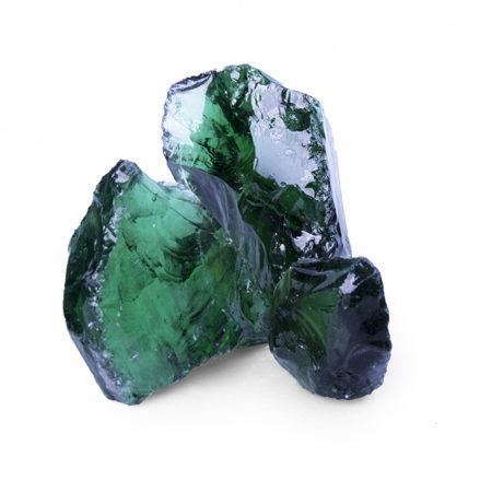 Glas Green GS Gabionensteine Gabionenfüllung