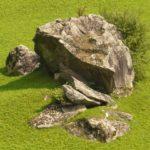 Felsbrocken aus der Natur